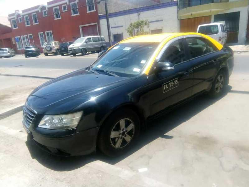 Taxi en Venta. Hyundai Sonata 2.0