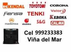 Toyotomi trotter servicio estufas c 999233383 viña